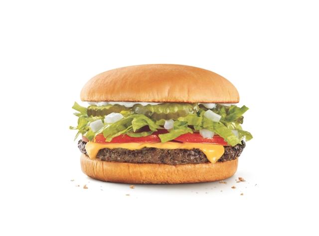 SONIC-Cheeseburger