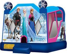 frozen_combo_bounce_house