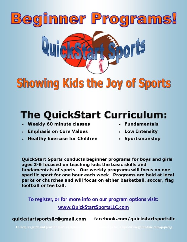 QuickStart-Sports-Beginner-Programs