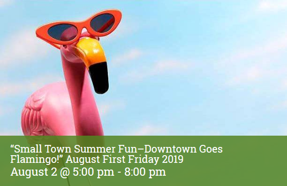 "Screenshot_2019-07-16-""Small-Town-Summer-Fun-Downtown-Goes-Flamingo-""-August-First-Friday-2019-Downtown-Camas-Shops-Rest"
