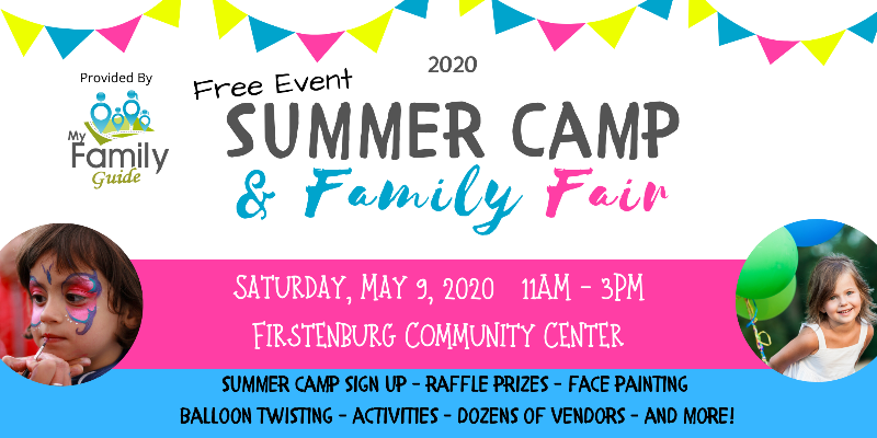 Summer Camp & Family Fair 2020